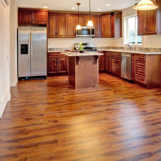 Should You Mop Hardwood?