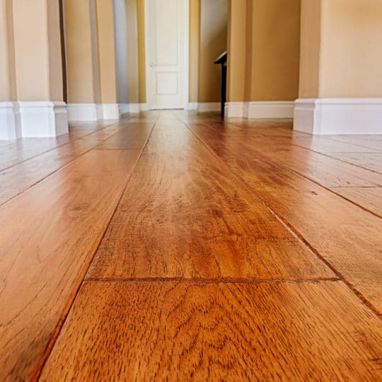 Mopping Hardwood Floors: What You Need to Know