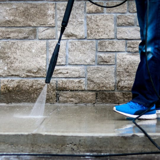 Is Power Washing Dangerous?
