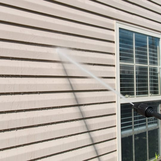 Three Tips for Powerwashing Your Siding